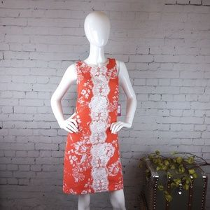 NWT Vince Camuto sleeveless floral sheath dress